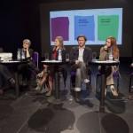 Anna Augustynowicz, Anna Nasiłowska, Adam Wiedemann, Anna R. Burzyńska, fot. Zuzanna Waś