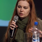 Anna R. Burzyńska, fot. Zuzanna Waś