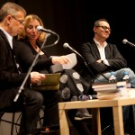 Zbigniew Majchrowski, Joanna Puzyna-Chojka, Jacek Kopciński; fot. Maciej Moskwa; PC Drama